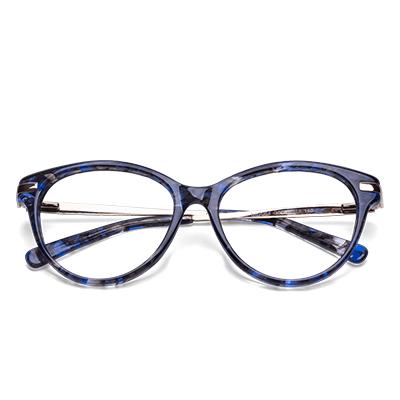 óculos azul